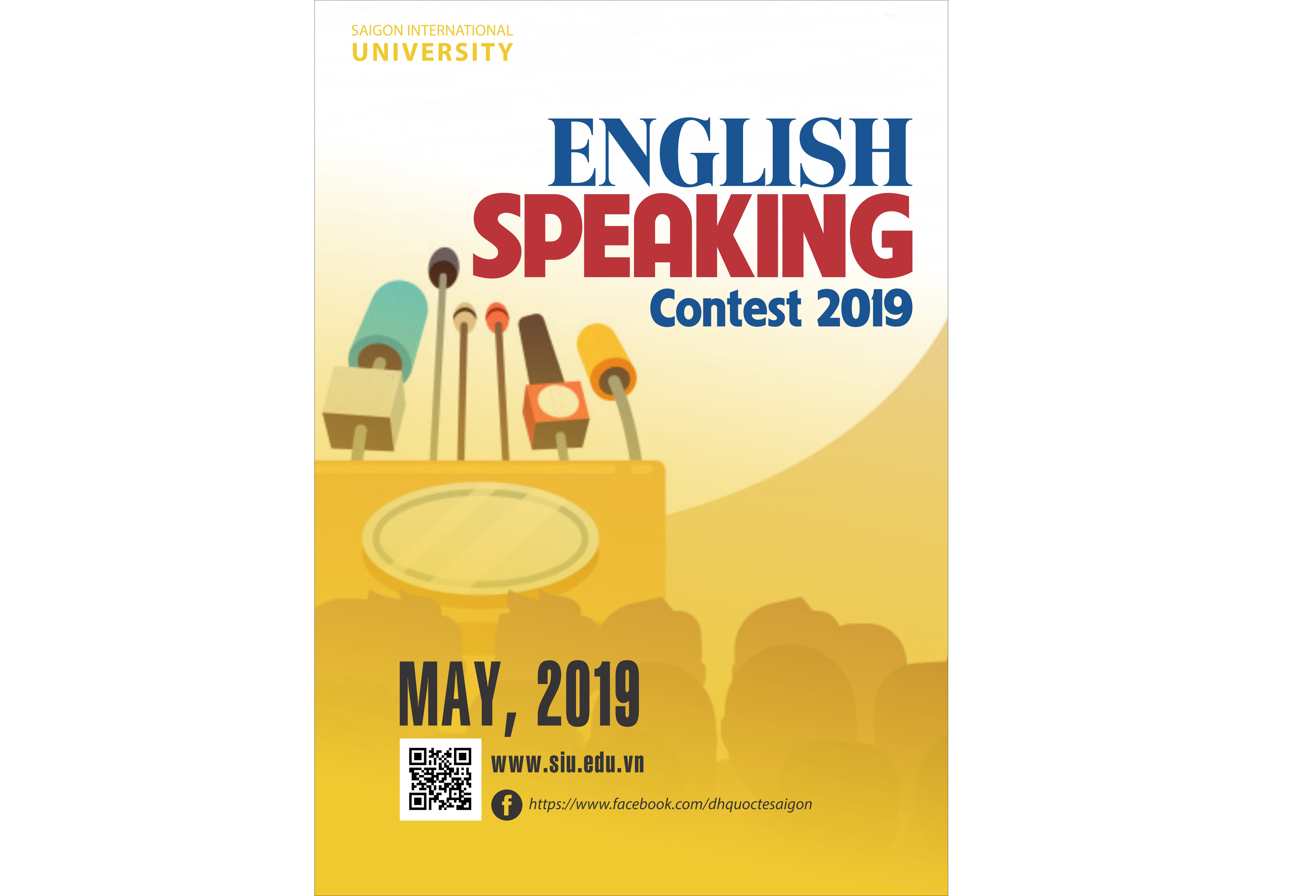 English speaking contest 2019