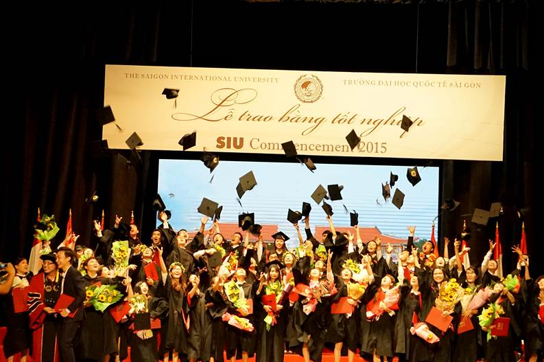 SIU Commencement 2015